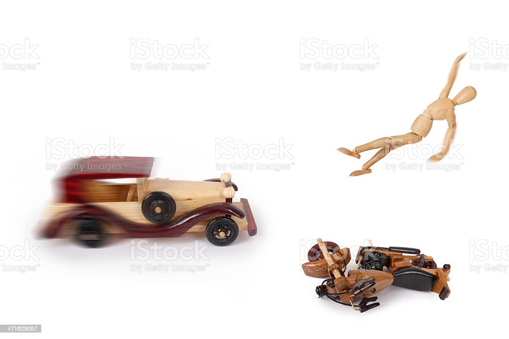 toys accident royalty-free stock photo