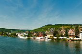 Traben-Trarbach on the Moselle