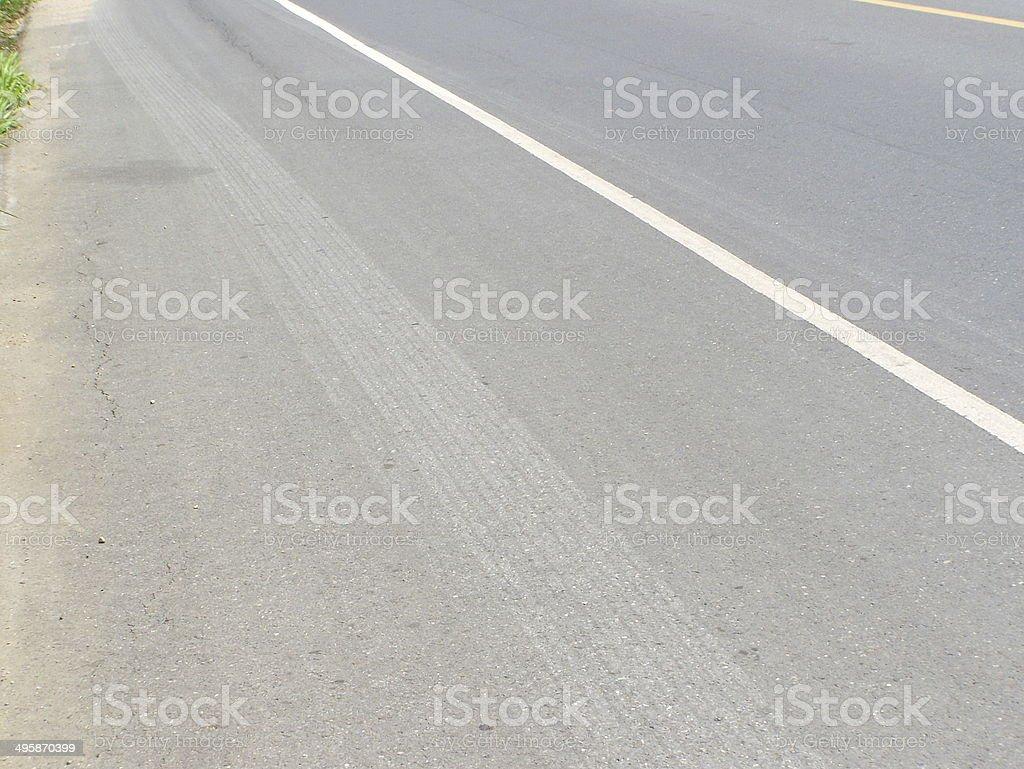 trace wheel stock photo