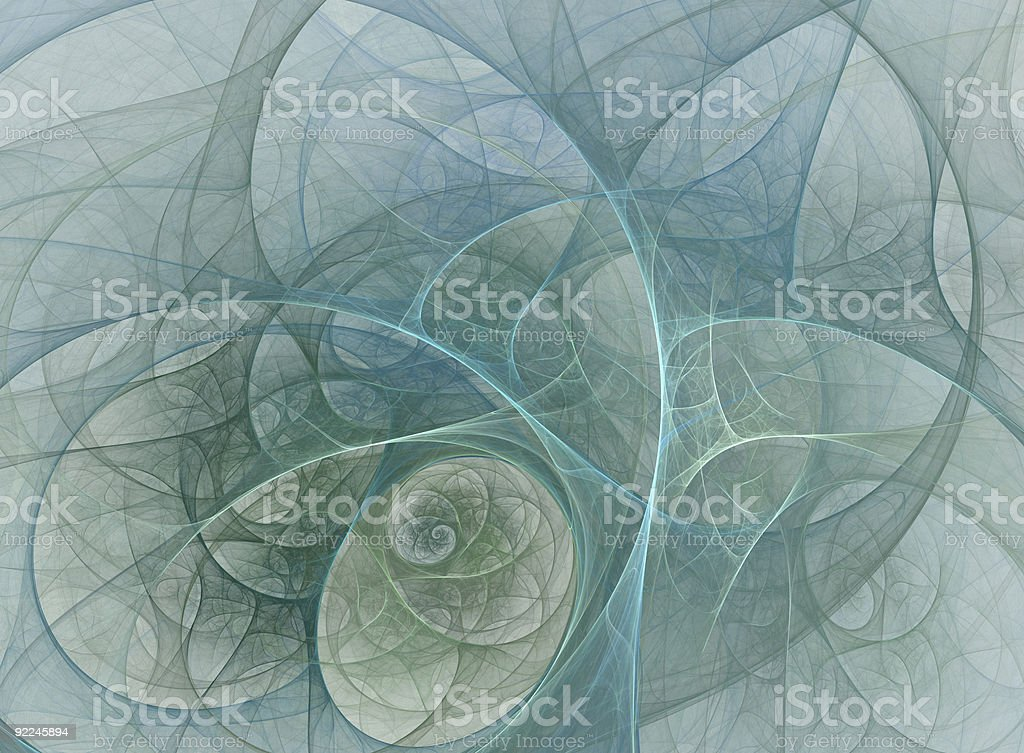Tracery tunnel royalty-free stock photo