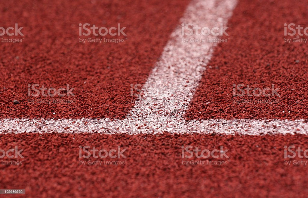 Track Particles royalty-free stock photo