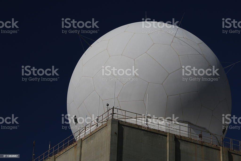 FAA Tracking Site 1 stock photo