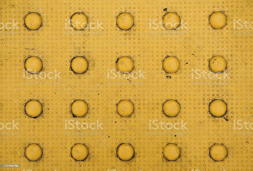 Traction pad royalty-free stock photo