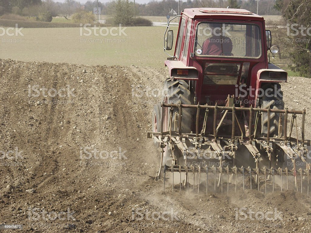 tractor2 royalty-free stock photo