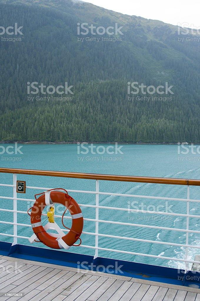 Tracy Arm Fjord - Alaska royalty-free stock photo