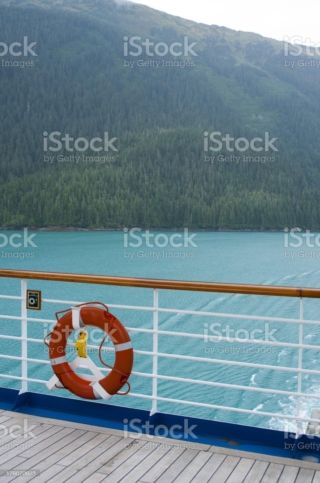 Tracy Arm Fjord - Alaska royalty-free stock photo