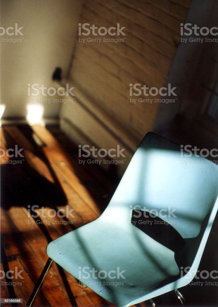 Tracy's Chair stock photo