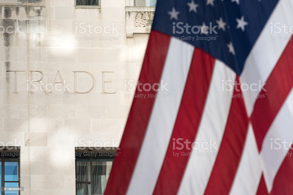 USA Trade stock photo