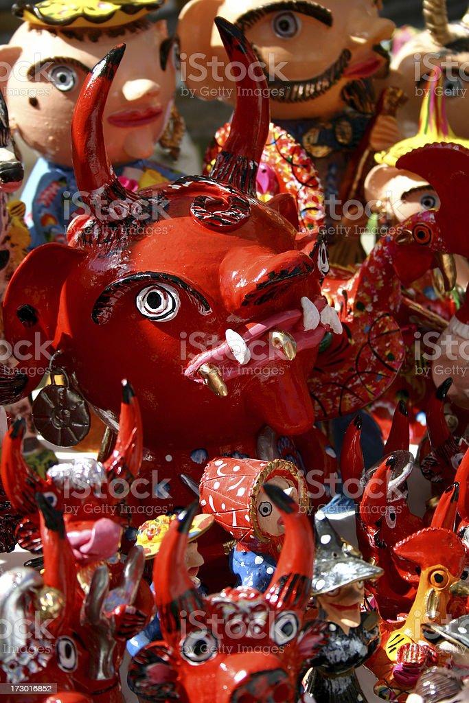 Tradicional Ceramics stock photo
