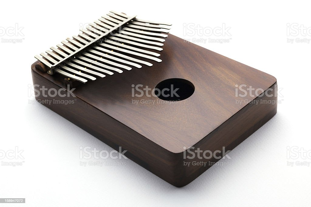 Tradinal instrument stock photo