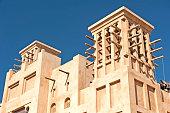Traditional Arabian windtower