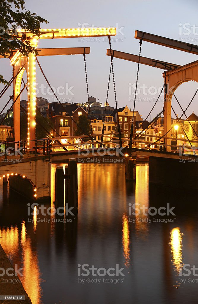 Traditional Bridge royalty-free stock photo