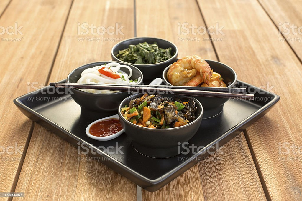 Traditional chinese dish royalty-free stock photo