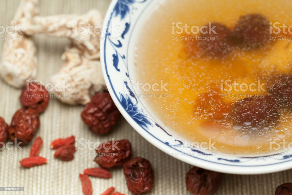 TMC - traditional chinese medicine royalty-free stock photo