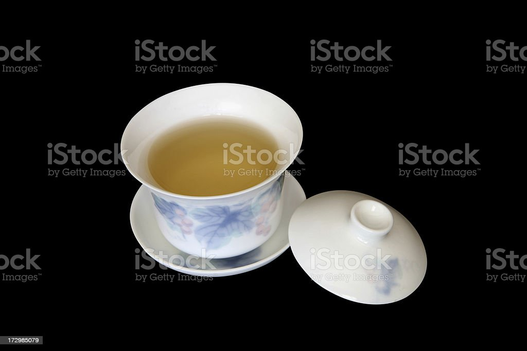 Traditional Chinese Tea royalty-free stock photo