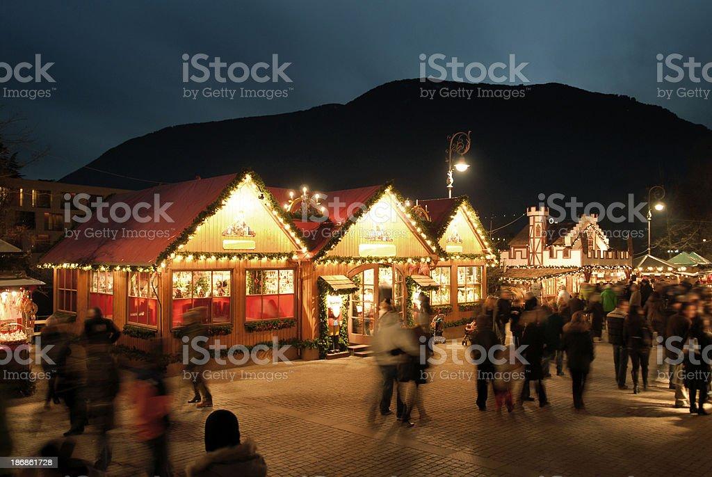 traditional Christmas holiday royalty-free stock photo