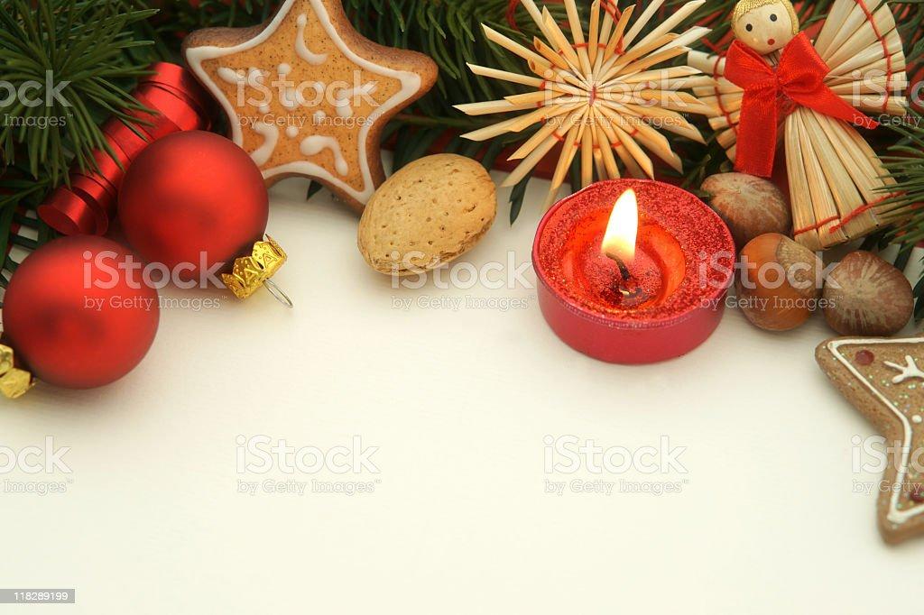 Traditional Christmas royalty-free stock photo