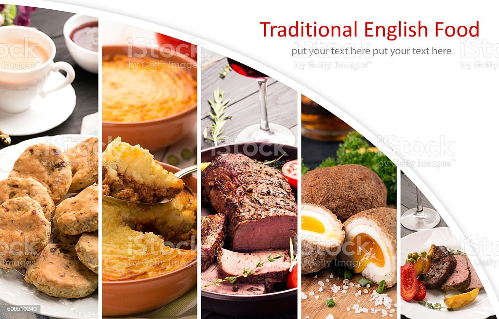 Cucina Tradizionale Inglese Foto di Stock 506510240 | iStock