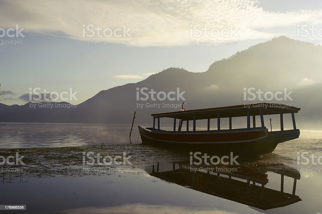 Traditional Fisherman Boat 3 royalty-free stock photo