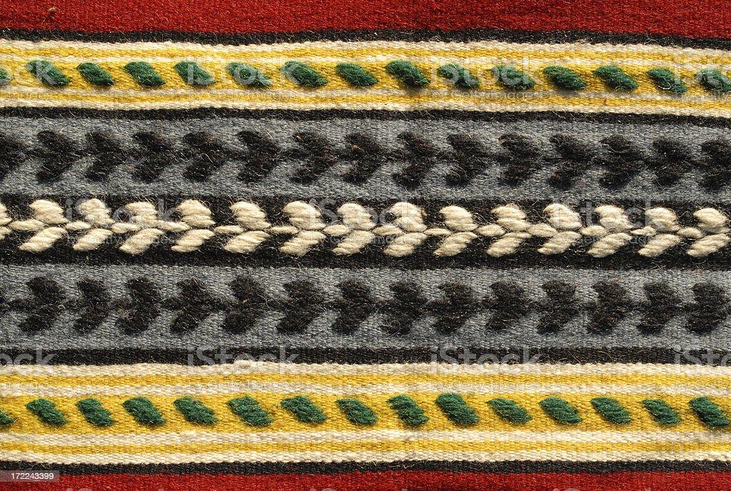 traditional folk pattern royalty-free stock photo