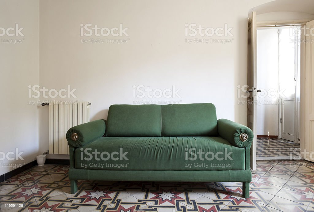 traditional home stock photo