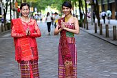 Traditional Indonesian clothes