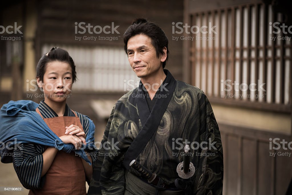 Traditional Japan stock photo