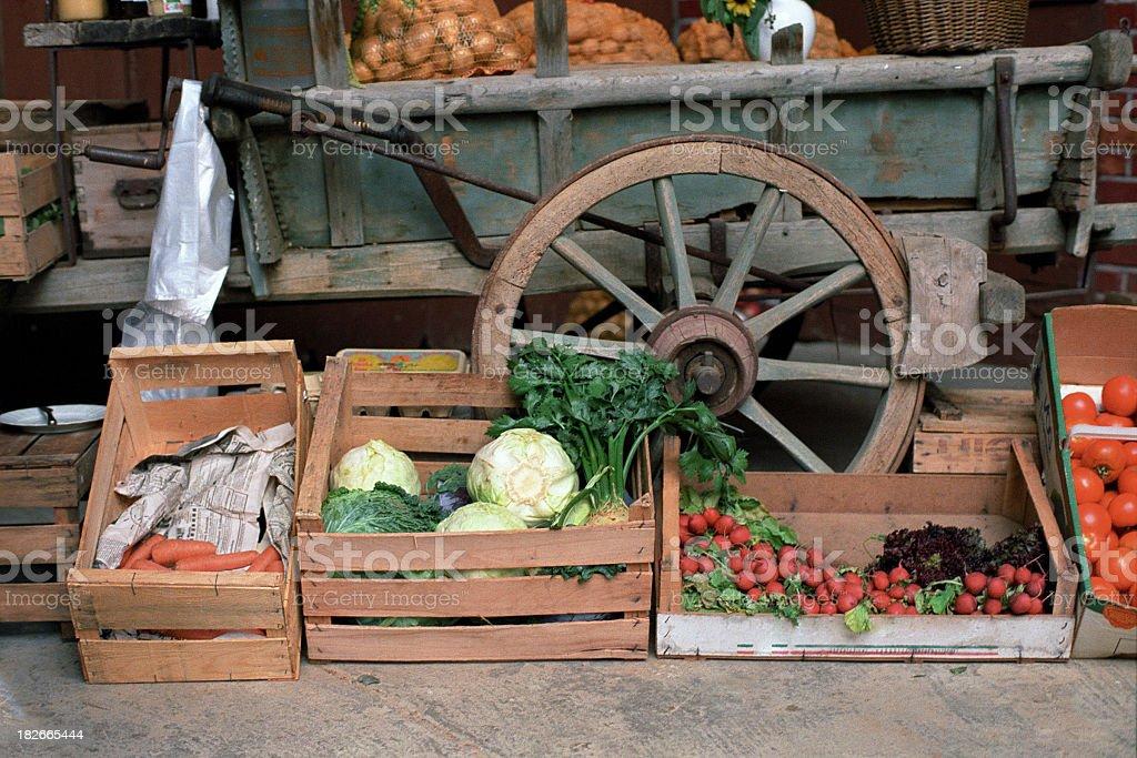 Traditional Market royalty-free stock photo