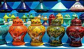 Traditional Moroccan ceramics