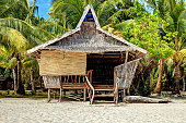 Traditional Philippine house