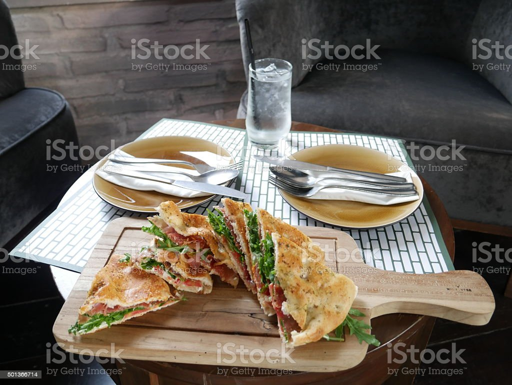 Traditional Pizza stock photo