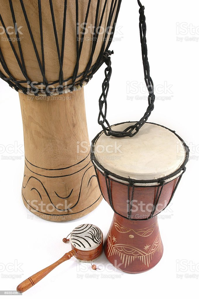 Traditional Rhythm and Soul stock photo