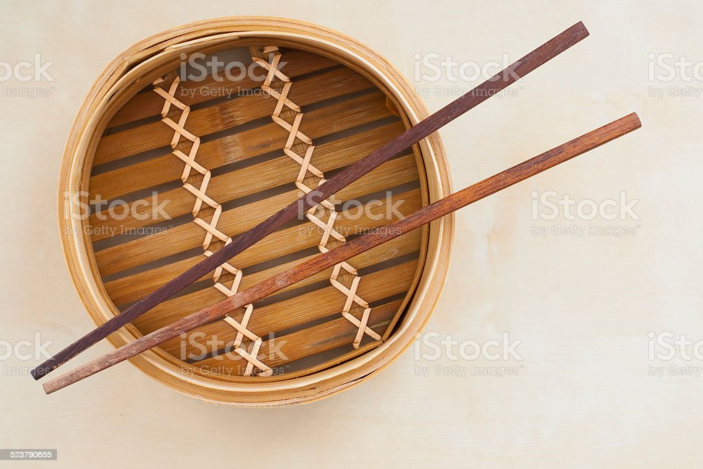 traditional steamer stock photo