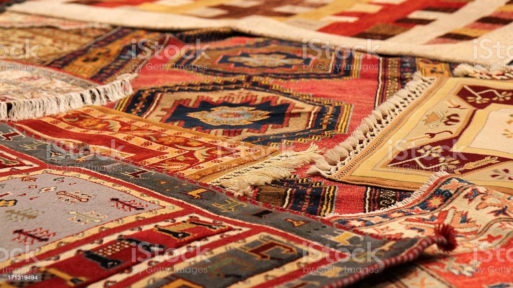 Genuine and beautiful Turkish carpets and kilims.