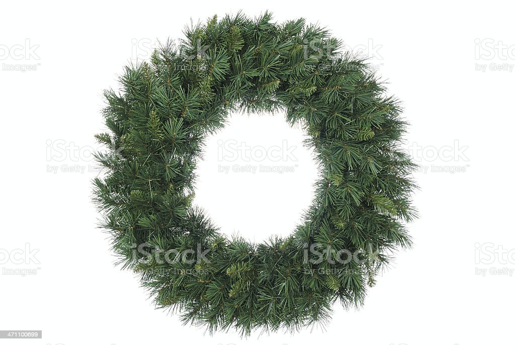 Traditional Wreath (XL) stock photo