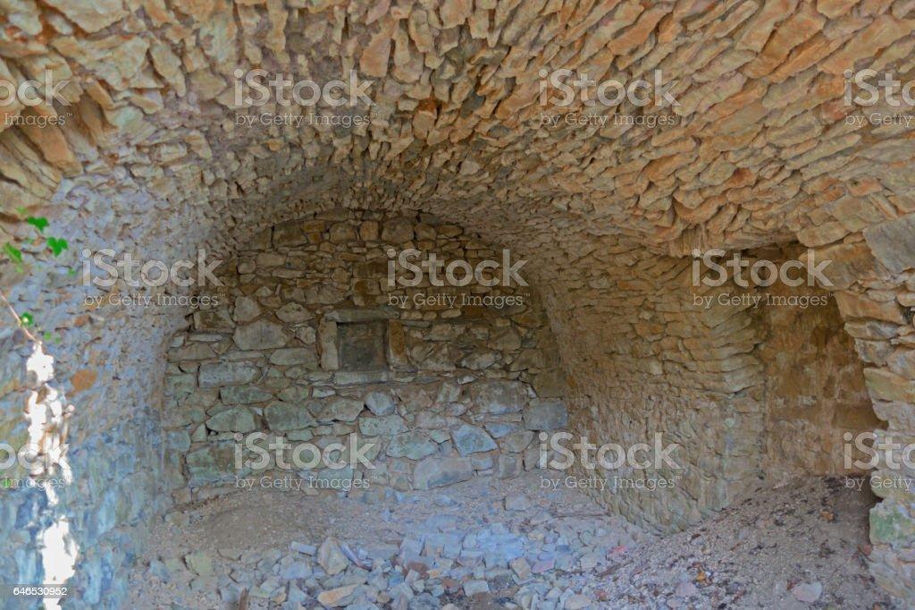 Traditions et vieilles pierres du Bugey stock photo