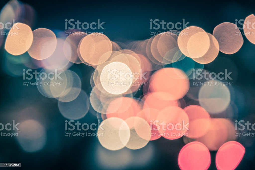 traffic abstract light background of car on road stock photo