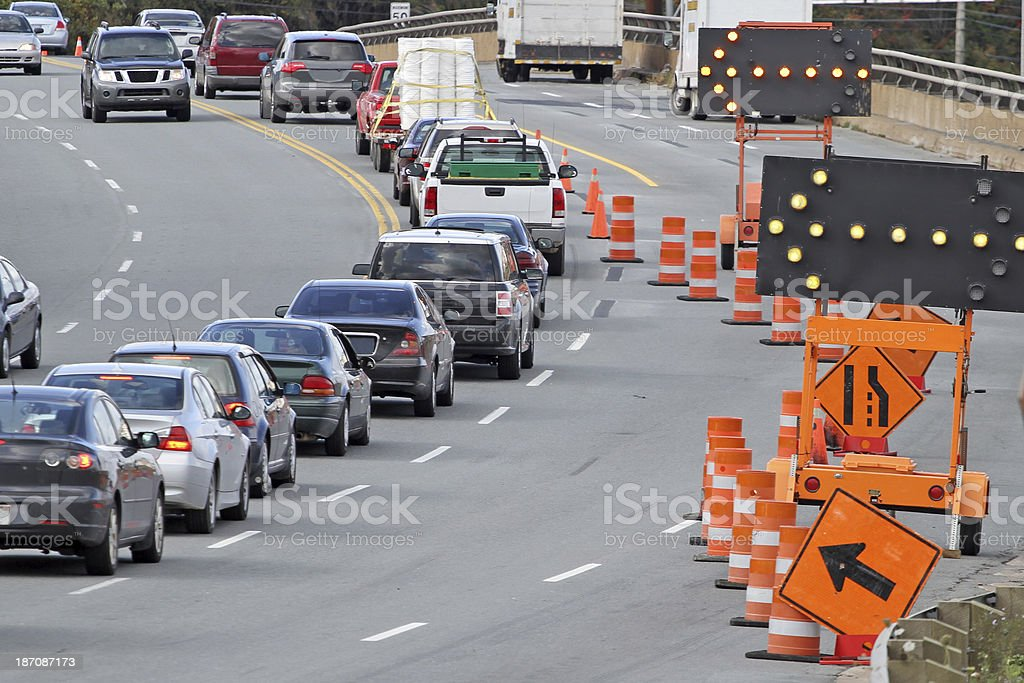 Traffic Control royalty-free stock photo
