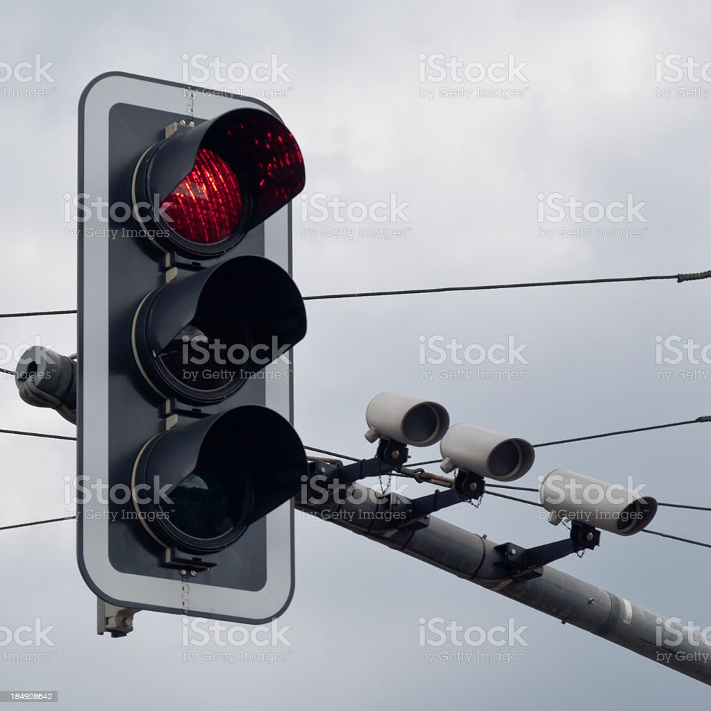 Traffic Light royalty-free stock photo