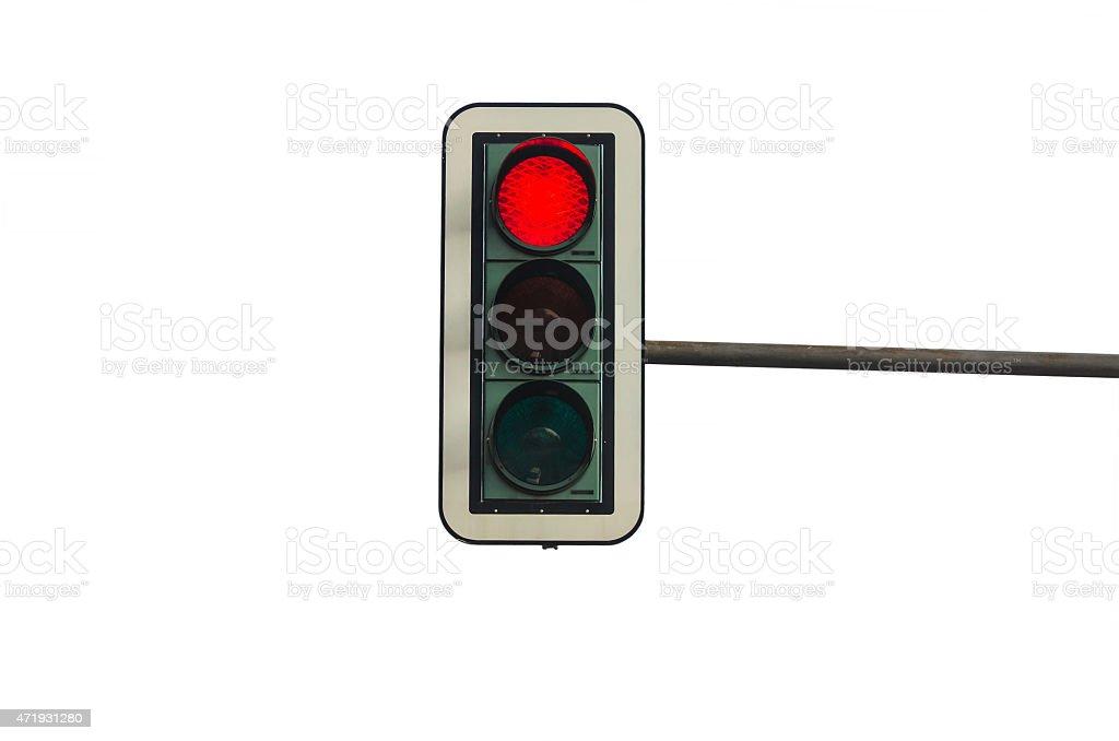 Traffic lights, stock photo
