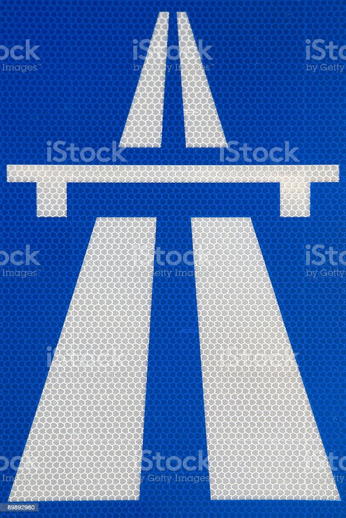 Traffic sign 2 royalty-free stock photo