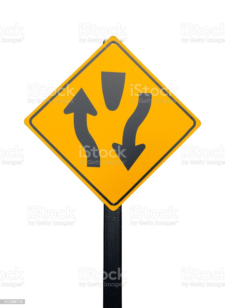 Traffic sign. stock photo