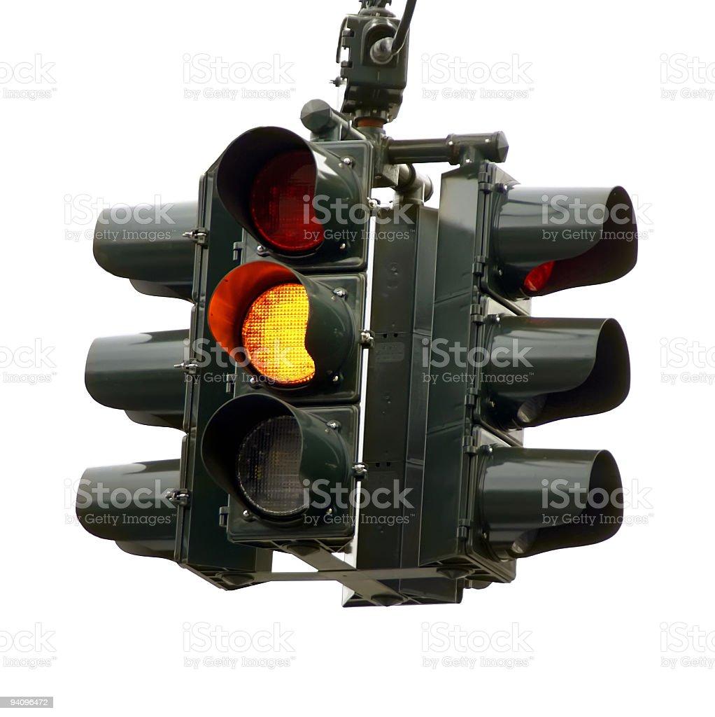 Traffic Signal royalty-free stock photo