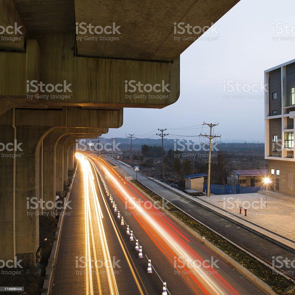 traffice royalty-free stock photo
