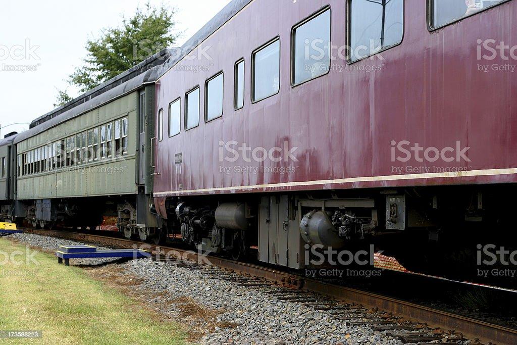Train 1 royalty-free stock photo