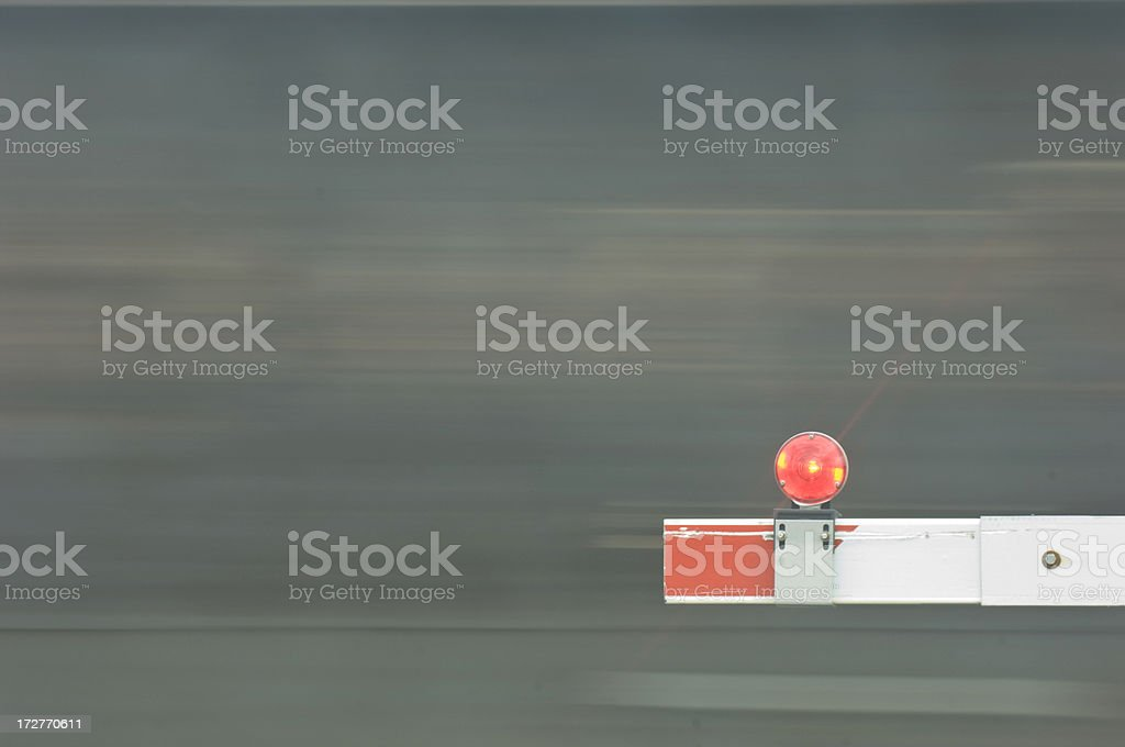 Train Abstract royalty-free stock photo