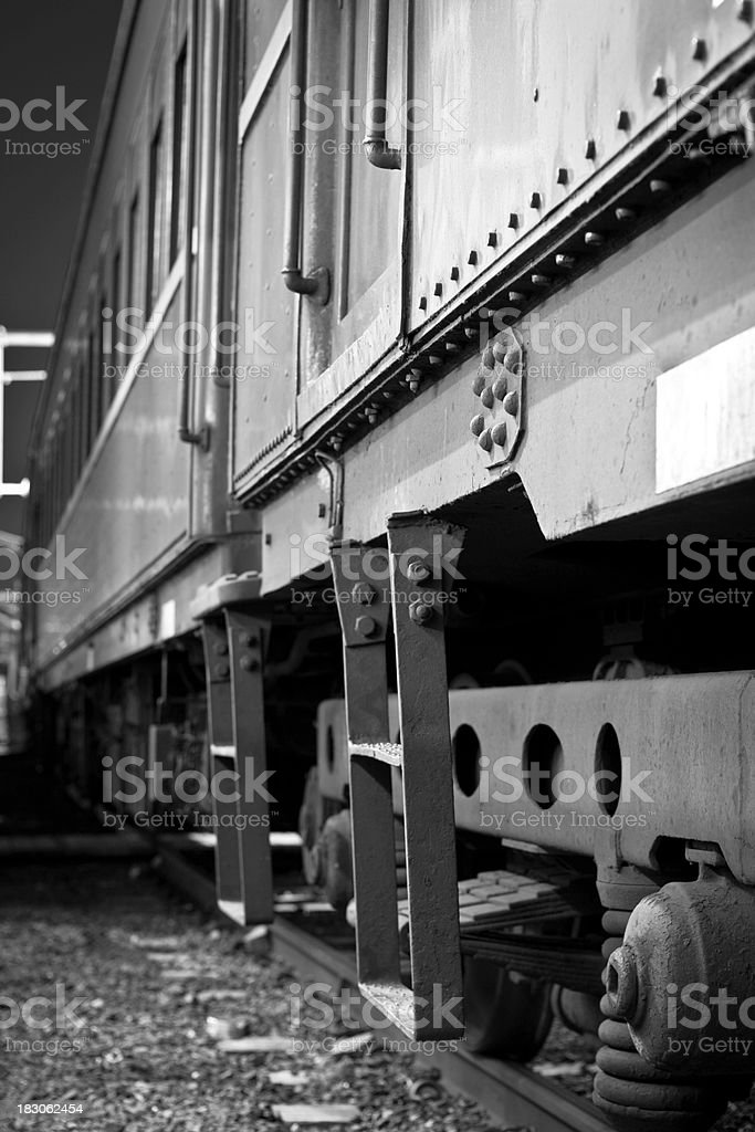 Train Carriage stock photo