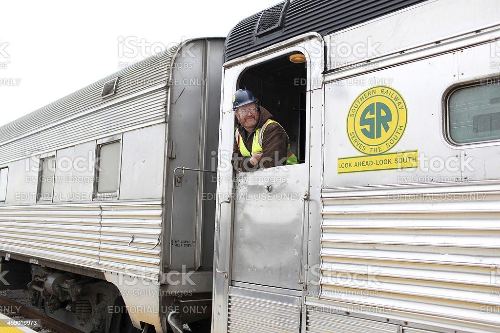 Train Readiness royalty-free stock photo