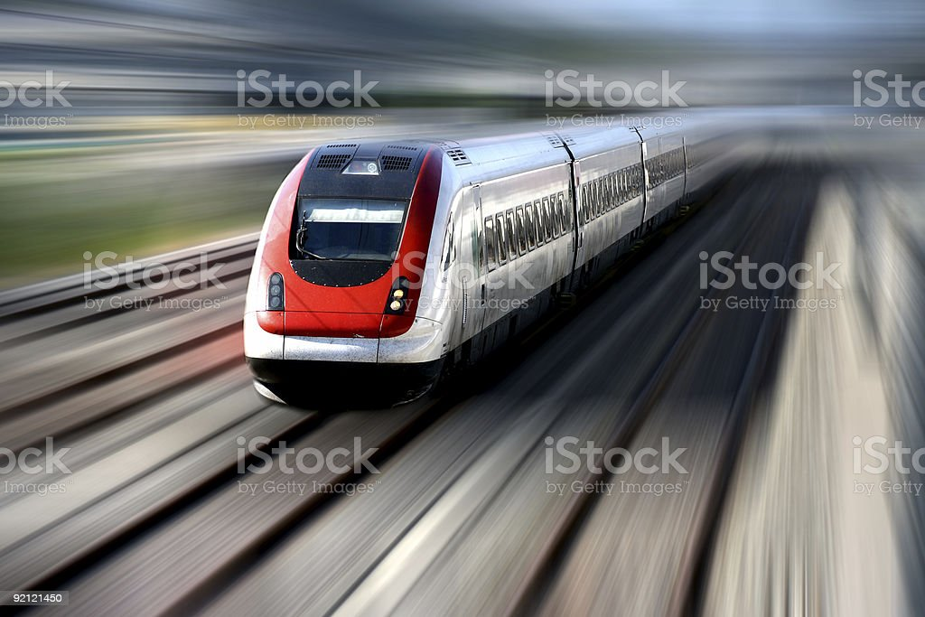 Train Series royalty-free stock photo
