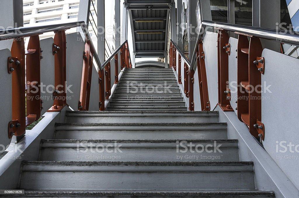 Train Station Platform stock photo